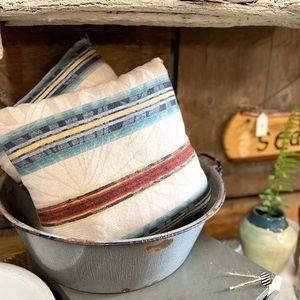 Pendleton Colorful Jacquard Throw Pillow Set
